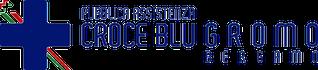 Croce Blu Gromo Logo